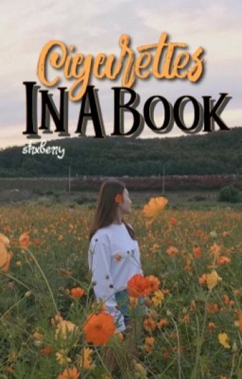 Cigarettes In A Book ❀ jungkook