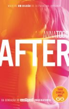 After - Vol. 1 - By Anna Todd by WendyZoena