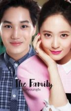 The Family ✎ K;JG by -Galaxyx