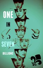 ONE IN SEVEN BILLIONS [Jungkook] semi-hot. 2DA T. by sandslibrary