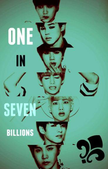 ONE IN SEVEN BILLIONS [Jungkook] semi-hot.