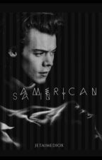 American Saint (Harry Styles Fanfiction) by jetaimediox
