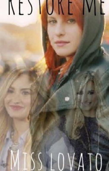 Restore me, Miss Lovato. Gxg