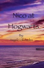 Nico at Hogwarts by Angelo-of-hades