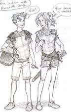 Percabeth- Roommates AU by Leyncarol