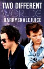 Two Different Worlds // Larry Stylinson by HarrysKaleJuice