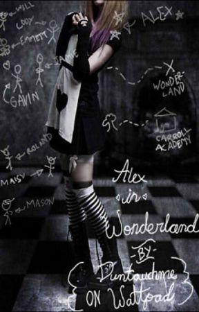Alex in Wonderland - (Emo/Scene Love) by duntouchme
