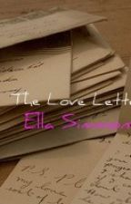 Love Letters by Ella0098