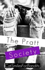 The Pratt Society by CatSmilesForBandits_