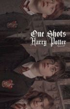 One Shots ;harry potter by orgasumwilk