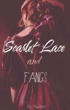 Scarlet Lace & Fangs by Angela8x8