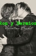Ron y Hermione by ValentinaBouhot