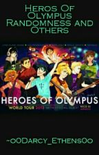 Heros Of Olympus Randomness And Others by o0Darcy_Ethens0o
