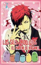 Los seis prodigios, ¡El Harem de Kagami! 【Pausada】 by Gxmzee-