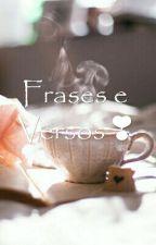 Frases & Versos by leeh_peixoto