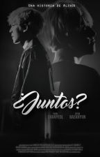 ¿Juntos?. by Alih20
