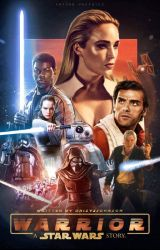 Warrior ◊ Star Wars by daisysjohnson