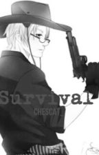 Survival (America x Reader) by sadistqueens
