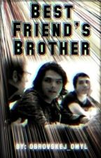 Best friend's brother/Frerard by obrovskej_omyl