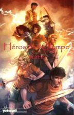 Héros de l'Olympe suite by PercyJacksonreviend