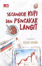 Secangkir Kopi & Pencakar Langit (#1) by fairywoodpaperink