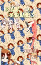 Hetalia Randomness  by tsxndere_xYoonGix