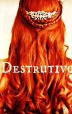 Destrutivo (Loki e Vingadores) by LadyGengar