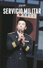 SERVICIO MILITAR •EunHae• by yeyeom