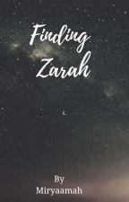 Finding Zarah:A  Hausa Lovestory by Miryamaah