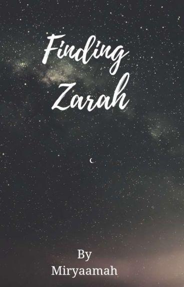 Finding Zarah:A  Hausa Lovestory
