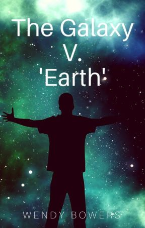 The Galaxy v. 'Earth' #SciFriday by WendyBowers