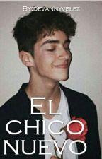 El chico nuevo (Pausada) by devannyvelez