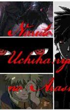 naruto uchiha:ryu no Arashi by Mitsubishiakirayashi