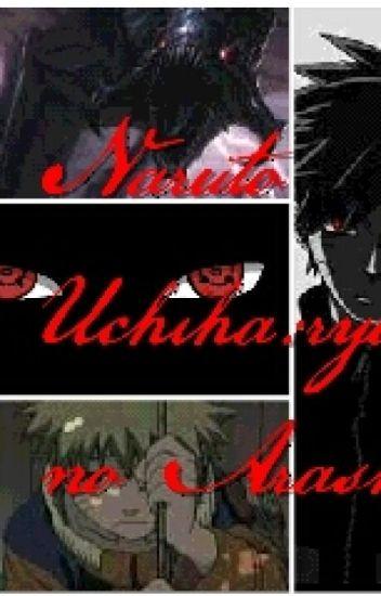 naruto uchiha:ryu no Arashi