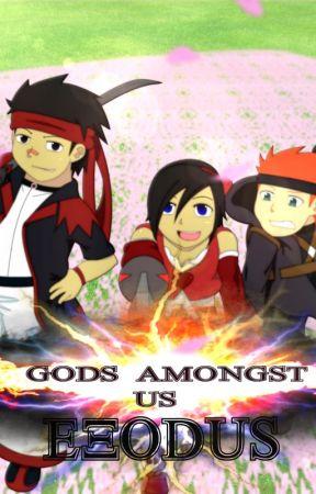 gods amongst us exodus gods amongst us exodus chapter 4 takeshi
