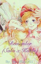 [One Piece FF] Remember (Sabo x Koala) (IN REVISONE) by _mamaKoala_