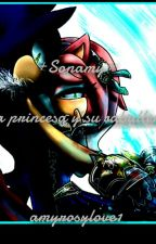 +Sonamy+ La princesa y su caballero by amyrosylove1