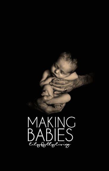 The Art Of Making Babies #NewAdult #wattys2016