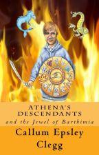Athena's descendants and the Jewel of Barthimia (Greek mythology) by callumespleyclegg