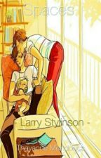 Spaces - Larry Stylinson by ShadowWarlock