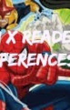 USM (Ultimate Spider Man) x Reader Preferences by MyGoldfish