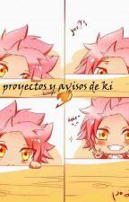 proyectos y avisos de ki by kikun92