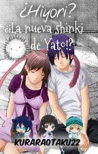 [PAUSADA] ¿Hiyori? ¿¡La nueva shinki de Yato?! by KuraraOtaku22