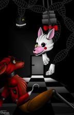 Fangle/Moxy (Foxy x Mangle) by Armed_Ice