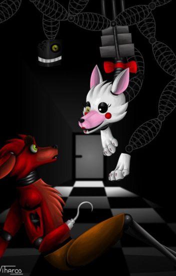 Fangle/Moxy (Foxy x Mangle)