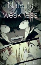 Natsu's weakness by Sky931