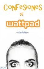 Confesiones de Wattpad by Jav_Ali