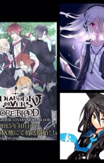 Diabolik Lovers~ They have a Sister?
