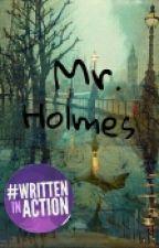 Mr. Holmes by trafalgarrr