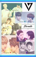 [ { Secrets } Seventeen Fanfic ] by Yaoo_whee